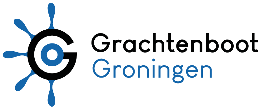Logo Grachtenboot Groningen